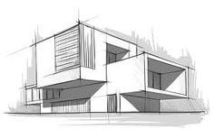 Building Drawing Sketch - Modern Building Sketch Architecture Design Drawing Architecture Drawing By Adelina Popescu I Hope I Ll Be Able To Sketch A Nice 43 Trendy House Drawin. Architecture Drawing Sketchbooks, Architecture Concept Drawings, Building Drawing, Building Sketch, Sketches Arquitectura, Architecture Design, Dubai Architecture, House Sketch, House Drawing