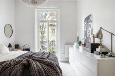 Home Decoration For Ganpati Malm Dresser, Dressers, Homemade Xmas Decorations, Decoration For Ganpati, Gravity Home, Scandinavian Apartment, Ikea Malm, Dark Interiors, Inspiration