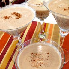 Pumpkin Pie Martini's