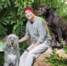 """Animals Australia's photo. When co-creator of 'The Simpsons', Sam Simon was diagnosed with terminal cancer, he went on a spending spree – buying up notoriously cruel roadside zoos and circuses, because he wanted to """"see animals walk in grass for the first time""""."""