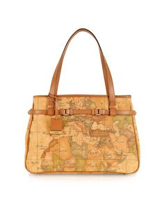 61757359d4 1a Prima Classe - Brown - Alviero Martini 1A Classe Shoulder bags Designer  Totes, Classic