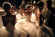 Ballet de Santiago performing Swan Lake in 2008. Santiago, Chile