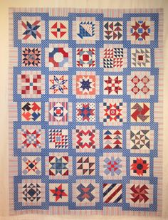 Julie's Quilts and Costumes: Design Wall Monday 5/31/2021 Blue Quilts, Small Quilts, Life In Pieces, Sampler Quilts, Doll Quilt, My Sewing Room, Happy Memorial Day, Quilt Sets, Quilt Top