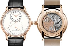 Jacquet Droz Grande Seconde Deadbeat Watch