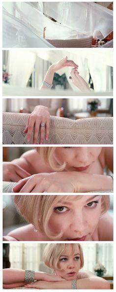 Carey Mulligan is Daisy in The Great Gatsby (Baz Luhrmann, Be With You Movie, Love Movie, Movie Tv, The Princess Bride, Beau Film, Robert Englund, Elijah Wood, Vampire Weekend, Man Of Steel