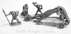 25mm 158729: Mirliton Sg Grenadier 25Mm Bone Catapult And Crew Pack Mint -> BUY IT NOW ONLY: $36.95 on eBay!