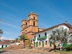Barichara in Santander, uno de los pueblos mas hermosos de la tierra.