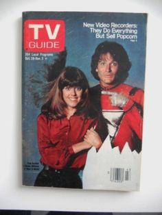 Mork & Mindy - Robin Williams' First TV Show - with Pam Dauber  #metrocenter40th