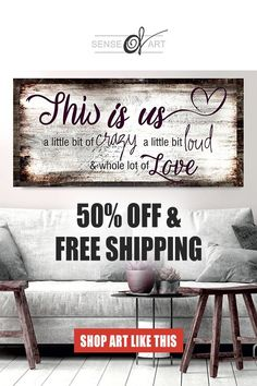 High quality wall decor to elevate your house. Shop our faith art collection now. Country Decor, Rustic Decor, Farmhouse Decor, Vintage Decor, Buy Living Room Furniture, Living Room Decor, Living Room Quotes, Family Wall Art, Living Room Pictures