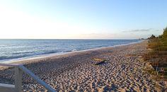 Manasota Key Beach View from The Pearl Beach Inn.