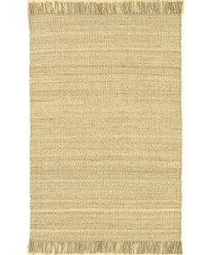 Hand-woven Natural Fiber Jute Rug (8' Square) | Overstock.com Shopping - Great Deals on Round/Oval/Square  (sunroom)