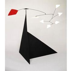 Alexander Calder, VERY SPINY, 1956
