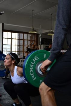 women's strength back squats
