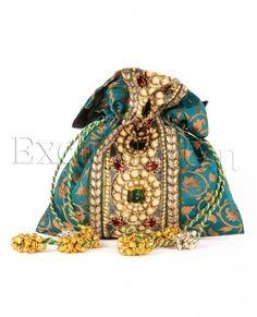 The Vanessa Potli Bag