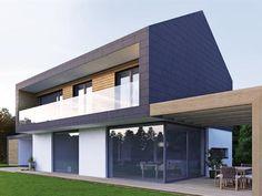 Promotion de 3 villas individuelles sur plans en ossature bois, de 5-6 pces