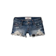 Girls Clearance (2,240 DOP) ❤ liked on Polyvore featuring shorts, bottoms, pants and hollister