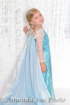 Frozen Elsa costume dress
