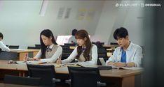 Teen Series, Park Seo Jun, Study Pictures, Study Motivation, Kdrama, High School, Korean, Couples, Girls