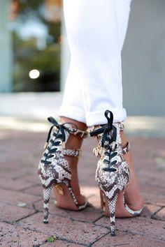lace up | #shoes
