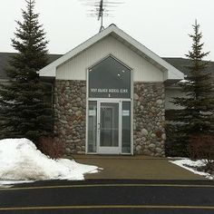 Our West Branch location at 565 Progress Suite A, West Branch, MI 48661