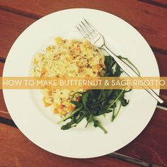 Butternut Squash and Sage risotto by Matt Allison on Curbly