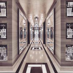 amazing classy hallway