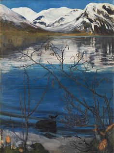 "Interview: Introducing the World to the Late Nikolai Astrup, the ""Lost Artist of Norway"" - My Modern Met"