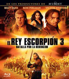 El rey escorpion 3 - La batalla por la redencion (2012)