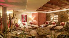 Hotel TUXERHOF - Wellnessoase Hotels, Sauna, Divider, Wellness, Bed, Room, Furniture, Home Decor, Environment