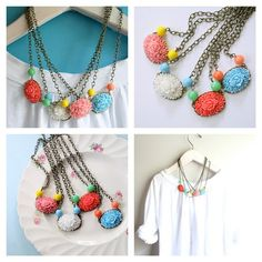 handmade jewelry.