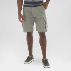 Wrangler Men's Ripstop Cargo Shorts - Grey 40