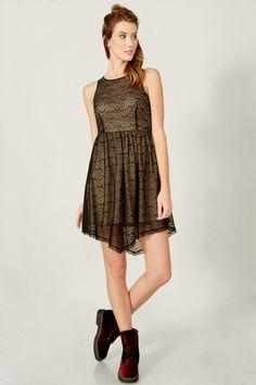 SugarLips Lace Lady Dress at Viomart.com