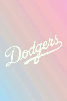 Let's Go Dodgers, Dodgers Girl, Dodgers Baseball, Cute Wallpaper Backgrounds, Aesthetic Iphone Wallpaper, Cute Wallpapers, Summer Wallpaper, Iphone Wallpapers, Baseball Backgrounds