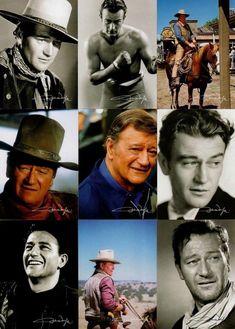 John Wayne - The Duke - - Page 5 - Western Movies - Saloon Forum Hollywood Actor, Hollywood Stars, Classic Hollywood, John Wayne Quotes, John Wayne Movies, Iconic Movies, Classic Movies, The Quiet Man, Westerns
