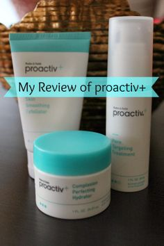 The Funky Monkey: Proactiv+ Plus Review Part 1