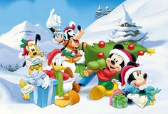 Merry christmas mickey mouse obsession 3 дисней, открытки, т Disney Merry Christmas, Disney Christmas Decorations, Mickey Mouse Christmas, Christmas Cartoons, Mickey Mouse And Friends, Mickey Minnie Mouse, Disney Mickey, Walt Disney, Disney Holidays