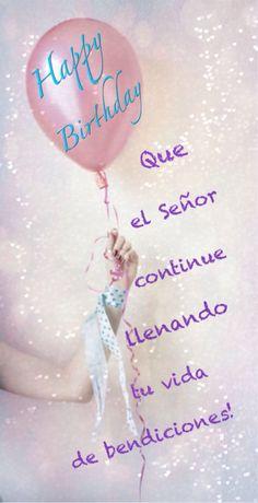 Happy Birthday VALERIA! Disfruta mucho tu dia hermosa