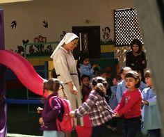 I bambini del Libano in aiuto di quelli della Siria