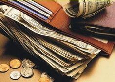 Simpatias e Orações para tudo e todos: Dinheiro na carteira