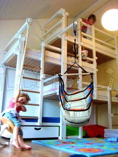 1842 Best Bunk Bed Ideas Images On Pinterest In 2018