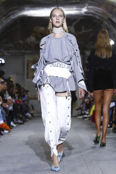 Y Project Ready To Wear Spring Summer 2017 Paris