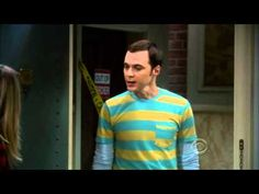 Penny scares Sheldon  Season 5, Episode 2  All copyrights go to their respective owners.