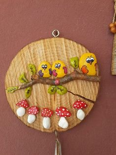 34 Awesome Cute Rock Painting Design Ideas - Famous Last Words Pebble Painting, Pebble Art, Stone Painting, Stone Crafts, Rock Crafts, Rock Painting Designs, Paint Designs, Hobbies And Crafts, Arts And Crafts
