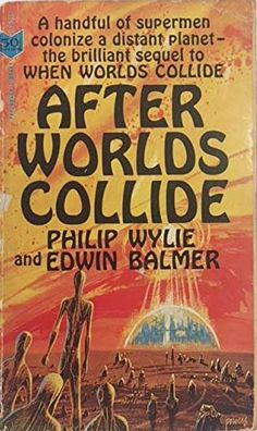 1966 Cover by Richard Powers