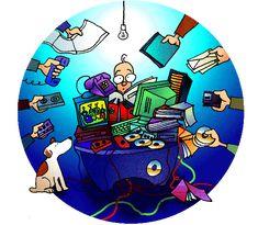 """La Web 2.0, son """"todas aquellas utilidades y servicios de internet que se sustentan en una base de datos, la cual puede ser modificada por los usuarios del servicio ya sea en su contenido, bien la forma de presentarlo, o en contenido o simultáneamente""""  Caris C. - Nellys R. cita a Ribez (citado en Revuelta y Pérez, 2009)"""