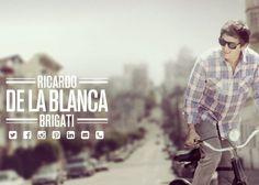 Ricardo de la Blanca Brigati | CSS Website