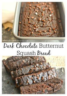Chocolate Butternut Squash Bread Recipe
