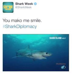 You mako me smile :)