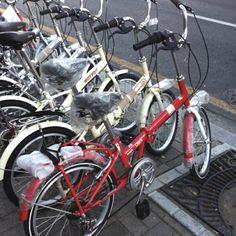 tiny-tired bikes