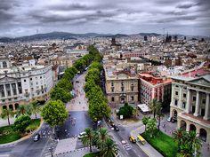 Las Ramblas   © xlibber/Flickr